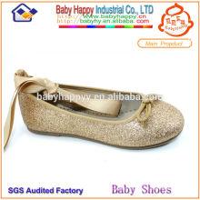 Nouveau style jolie belle chaussure enfants colorés