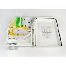 Fttx Fc 12 Port Telecom Fibre Distribution Box
