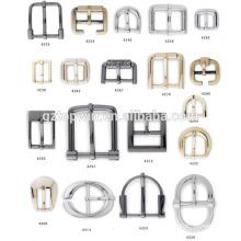 Topwin фабрика пользовательских квадратных три-скольжения металлических сумок регулируемая пряжка