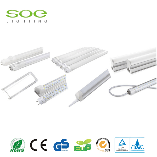 T5 Aluminum+PC LED Tube Light