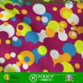 Colorful Printing Fabric for Children Winter Jacket