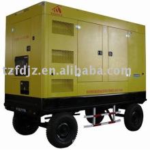 Soundproof Type Mobile Generator