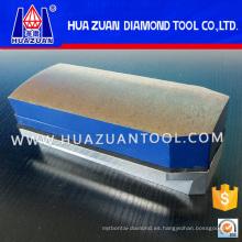 Bloque de pulido de diamante de alta calidad para pulido de granito