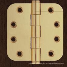 3/4/5 Zoll Messing Material Türscharnier für Holztür
