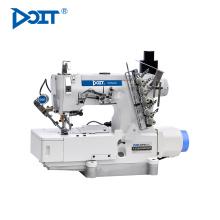 DT500-01CB pequena escala industrial alta velocidade covstitch bloqueio máquina de costura