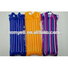 Shockproof air cushion column inflatable wine bottle mailer bags