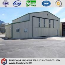 Nova Zelândia Certified Prefab Steel Aircraft Hangar