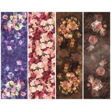Custom Design Scarf Digital Print Fashion Silk Scarf (C-036)