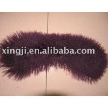 Mongolian Lamb Fur Collar