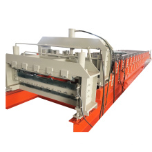 Double Steel Profile Corrugated Cold Roofing Forming Machine