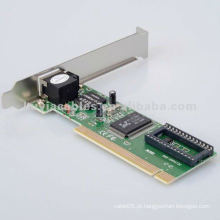 10 / 100Mbps Fast Ethernet Network CARD RTL8139D Para MAC Linux