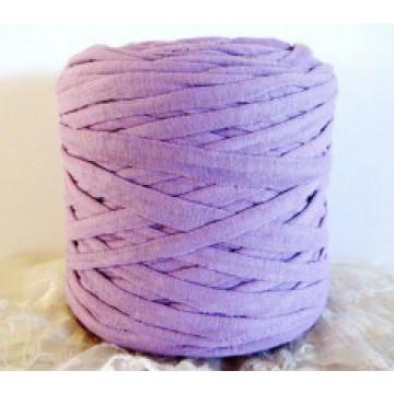 Purple T-shirt Fils De Fils De Crochet Fils De Polyester En Chine