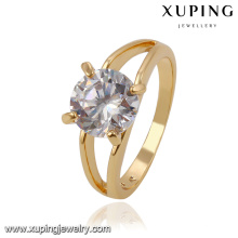13835-Xuping fine imitation jewelry ladies gold finger ring price