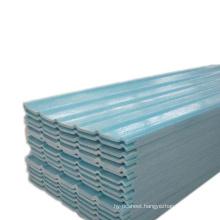 Manufacturer sale transparent FRP corrugated roofing sheet fiberglass roof panels for building