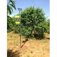 Lámpara Insecticida Vibracional de Frecuencia Solar