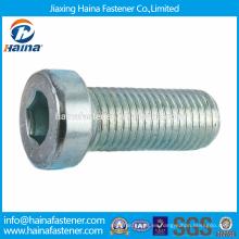 China supplier En stock Acero al carbono / acero inoxidable DIN7984 tornillo cabeza hexagonal