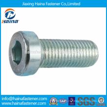Китай поставщик На складе Углеродистая сталь / Нержавеющая сталь DIN7984 Шестигранный болт с головкой