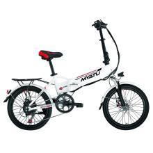As melhores bicicletas elétricas dobráveis baratas