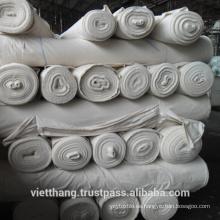 100% Algodón sarga gris 3/1 tejido 108 * 58 / CD20 * CD20 / ancho 165 cm