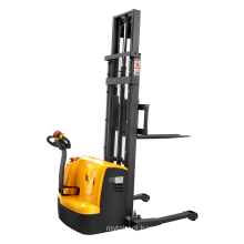 Xilin 1.5ton 3300lbs 177inch full electric walkie stacker for sale