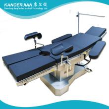 Table électrique OT en acier inoxydable