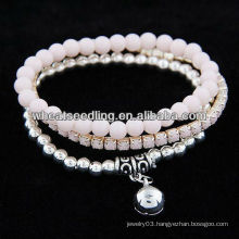 Sweet Candy mulitlayer Bangle With small bell 011051979