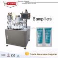 Máquina de sellado y llenado automático de tubos / Máquina de sellado de llenado de pasta de dientes