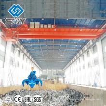 Grue de pont de crabe de QZ modèle 5 ~ 20 tonnes