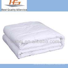 edredão acolchoado de algodão da cor sólida para o hotel ou o hospital