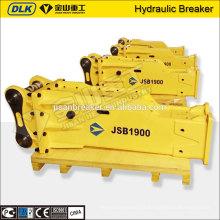 Type de boîte briseur hydraulique pour l'excavatrice de 20 tonnes en promotion