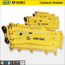 Box Type Hydraulic breaker for 20 ton Excavator in promotion
