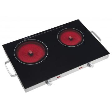 Table de cuisson portable Dual Ceramic