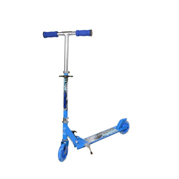 Children Kick Scooter with 120mm PU Wheel