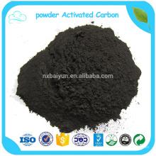 Cuentas de carbón activado para la gestión de aguas residuales