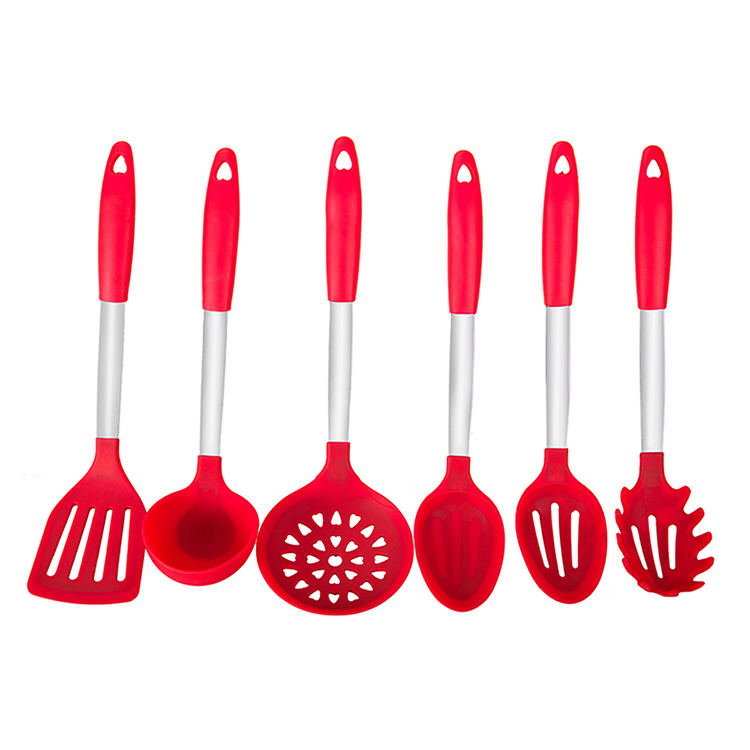 food grade silicone utensils set