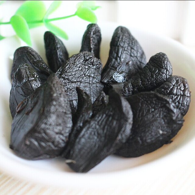 Multi Peeled Black Garlic