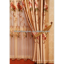 2014 porcelana por atacado pronto cortinas cortinas feitas pesadas