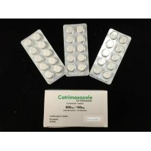 Cotrimoxazol tabletas BP 400mg / 80mg