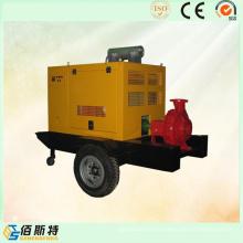 Remolque Motor diesel Diesel unidad 30HP50HP bomba de agua