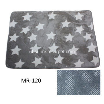 Non-slip dengan Design & Palin Color Door Mat