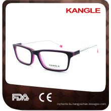 small size Fashion trendy styles acetate optical frames and eyeglasses eyewear