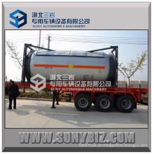 T50 20ft Q345r 24000L ISO LPG Tankcontainer