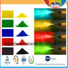 Good Chemical Resistance Electrical Insulation Epoxy Polyester Powder Coating
