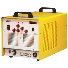 DC Inverter TIG and MMA Welding Equipment TIG250acdc
