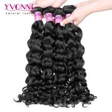 Wholesale Price Unprocessed Virgin Peruvian Hair 100% Human Hair