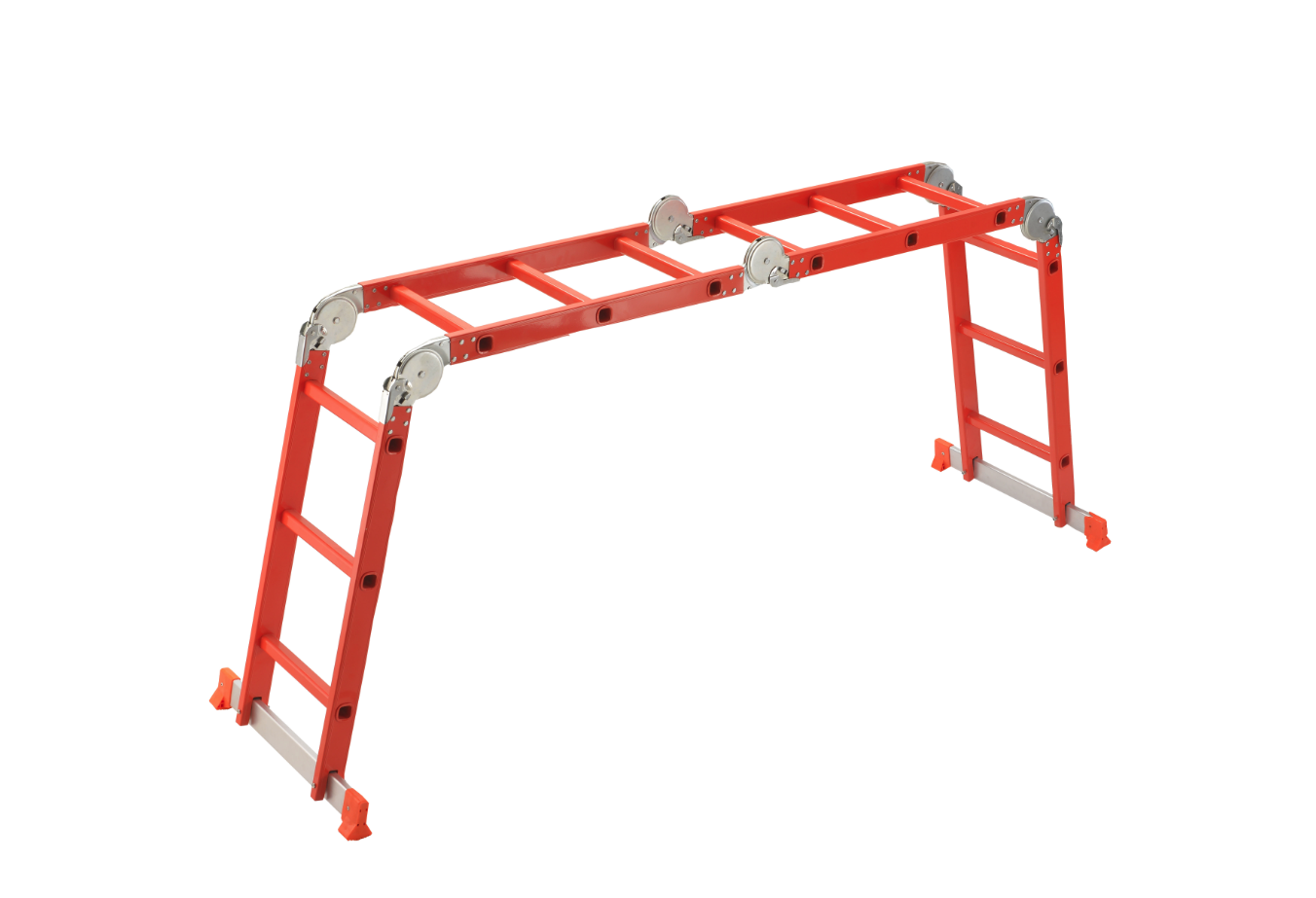 Best quality aluminum folding ladder (4)