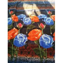 Трехмерная полиэфирная ткань для постельного белья