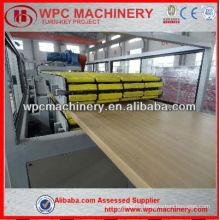 High-quality wood-plastic pvc door making wpc machine