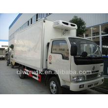 Морозильник Dongfeng 4-5 тонн, Мини-холодильник с морозильной камерой в Индии