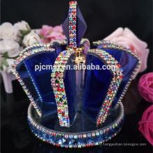 Завод прямых продаж духи 30мл кристалл стеклянная бутылка,высокого качества стеклянная бутылка капельницы